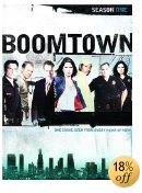 Image of Boomtown DVD Box Set from Amazon