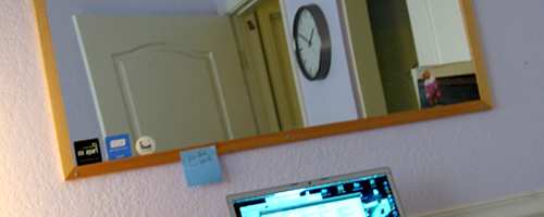 New Office Closeup